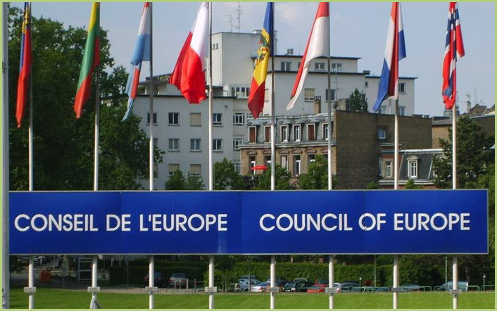Council of europe.